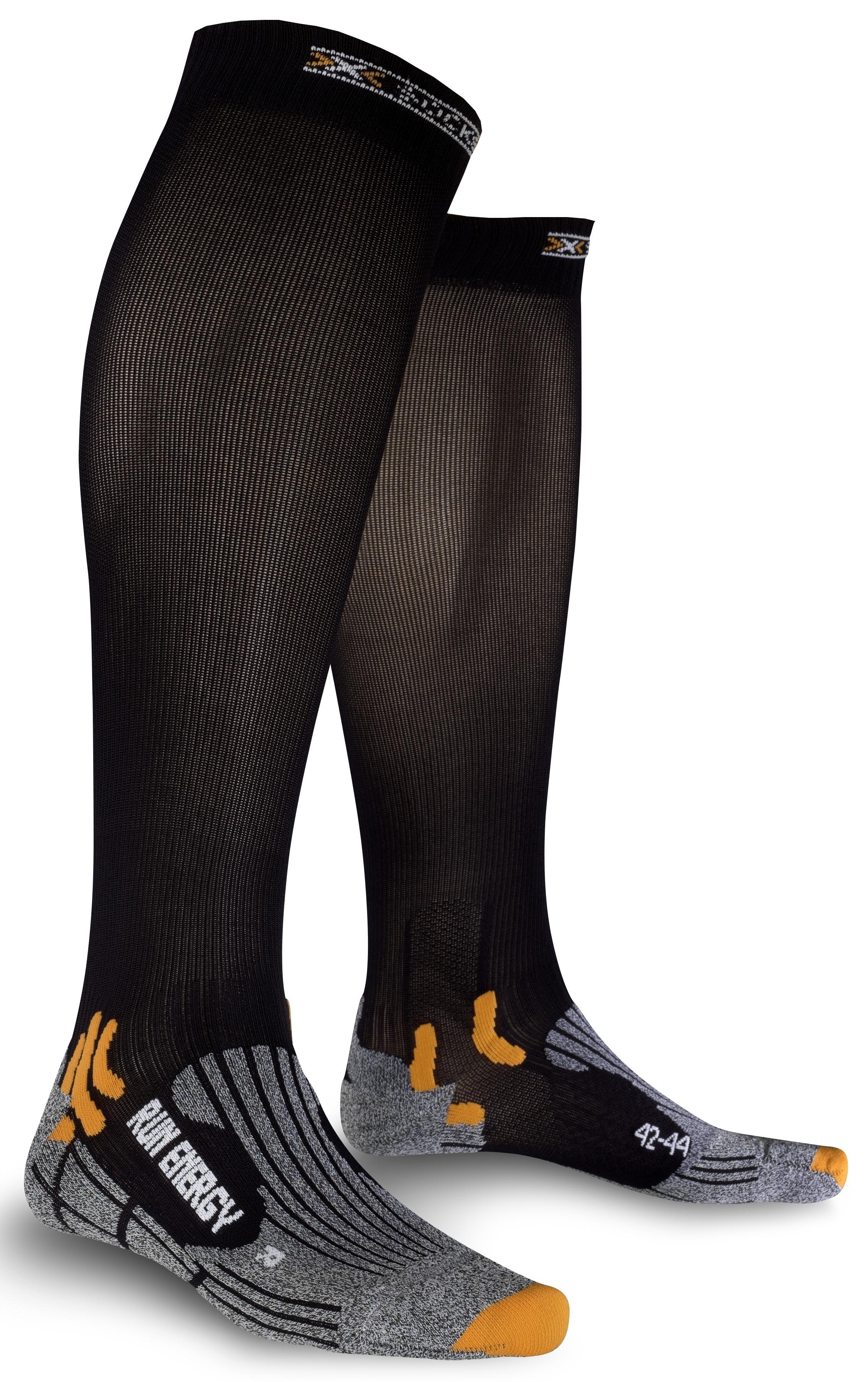 X-Socks - Run Energizer - Calcetines de compresión