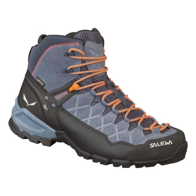 Salewa - Ms Alp Trainer Mid GTX - Botas de trekking - Hombre