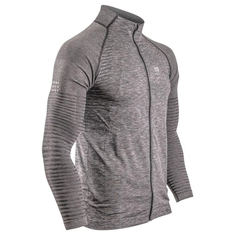 Compressport Seamless Zip Sweatshirt - Camiseta técnica - Hombre