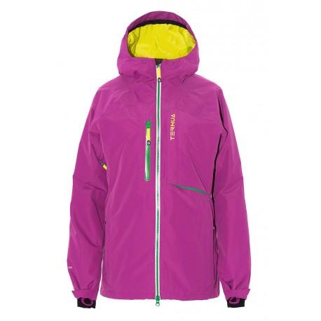 Ternua - Tepee Jacket - Chaqueta impermeable - Mujer