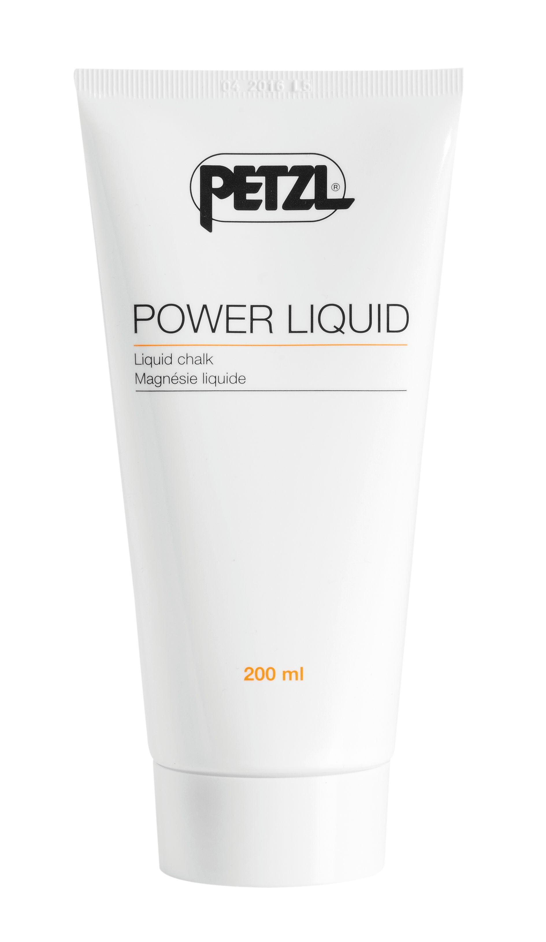 Petzl - Power Liquid 200 mL - Bolsa de magnesio