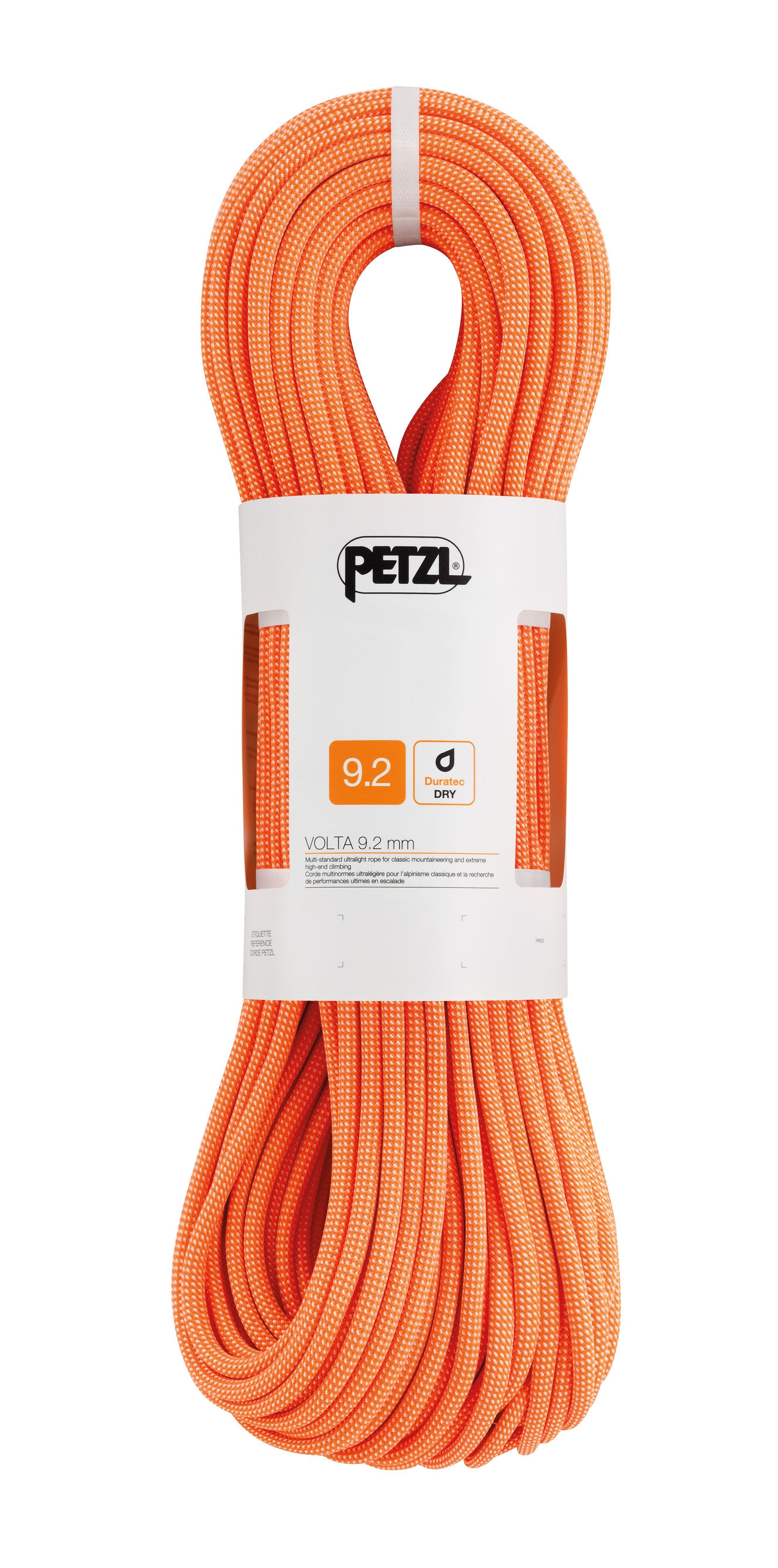 Petzl - Volta 9,2 mm - Cuerda de escalada