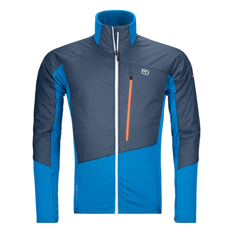 Ortovox Westalpen Swisswool Hybrid Jacket - Softshell - Hombre