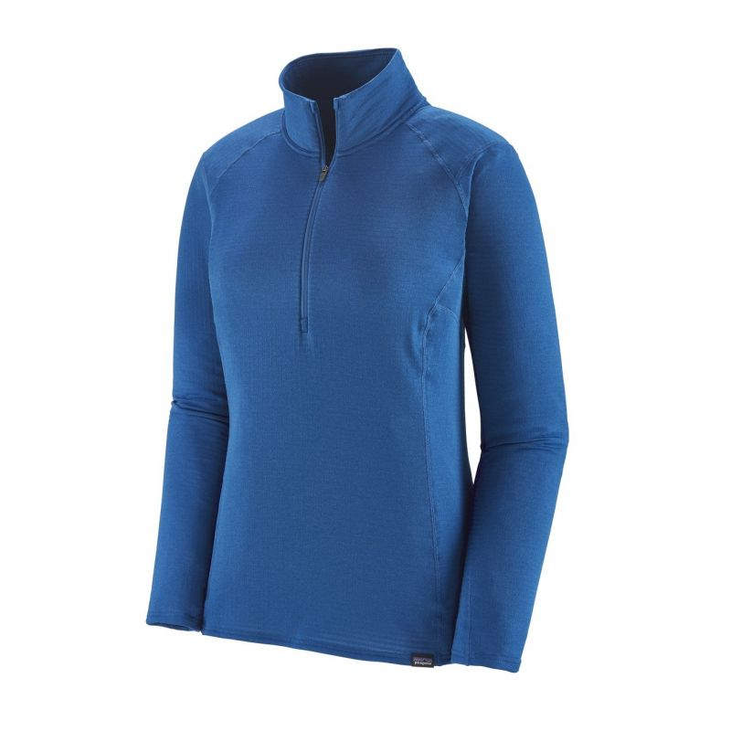 Patagonia - Capilene Thermal Weight Zip Neck - Camiseta técnica - Mujer