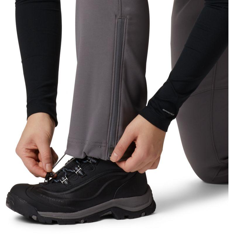 Pantalones t/érmicos de Senderismo para Mujer Mujer Columbia Back Beauty Passo Alto