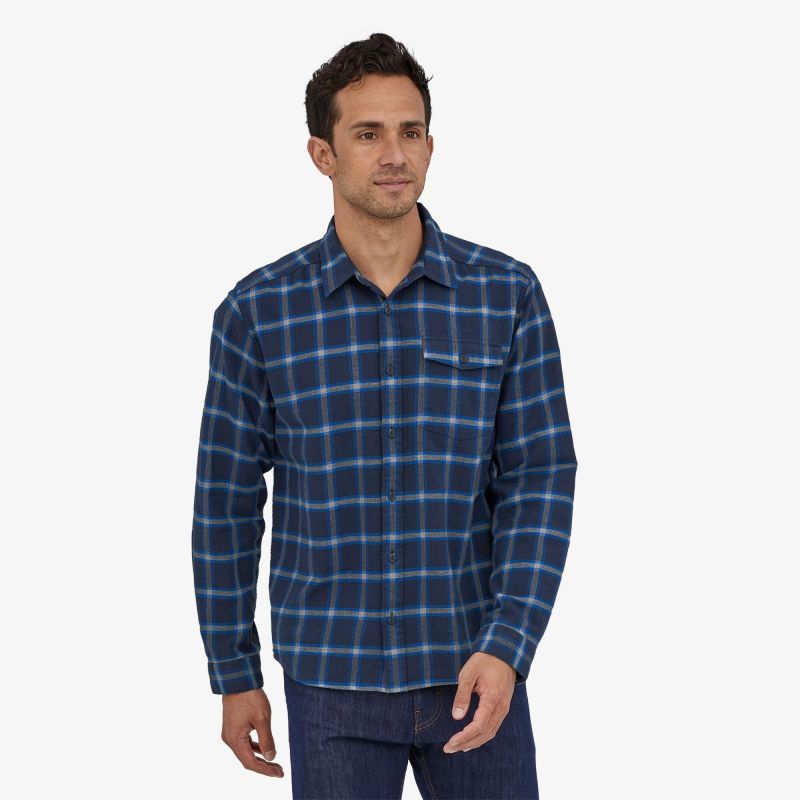 Patagonia - Long-Sleeved Lightweight Fjord Flannel Shirt - Camisa - Hombre
