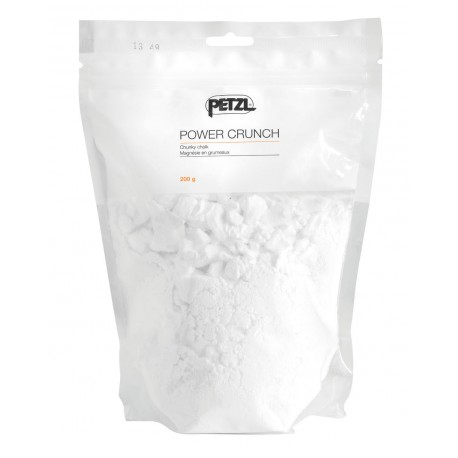 Petzl - Power Crunch 200 g - Bolsa de magnesio