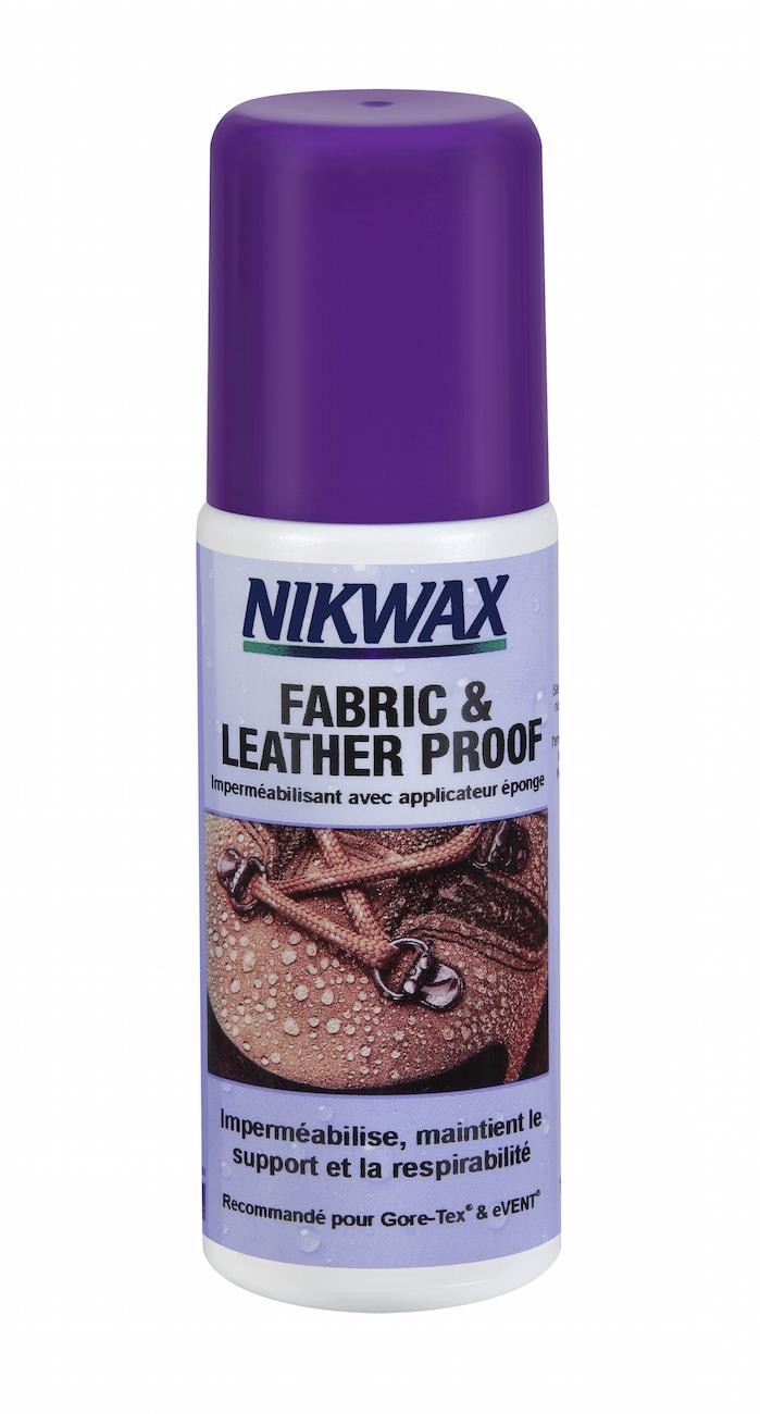 Nikwax - Fabric & Leather Proof - Cuidado del calzado