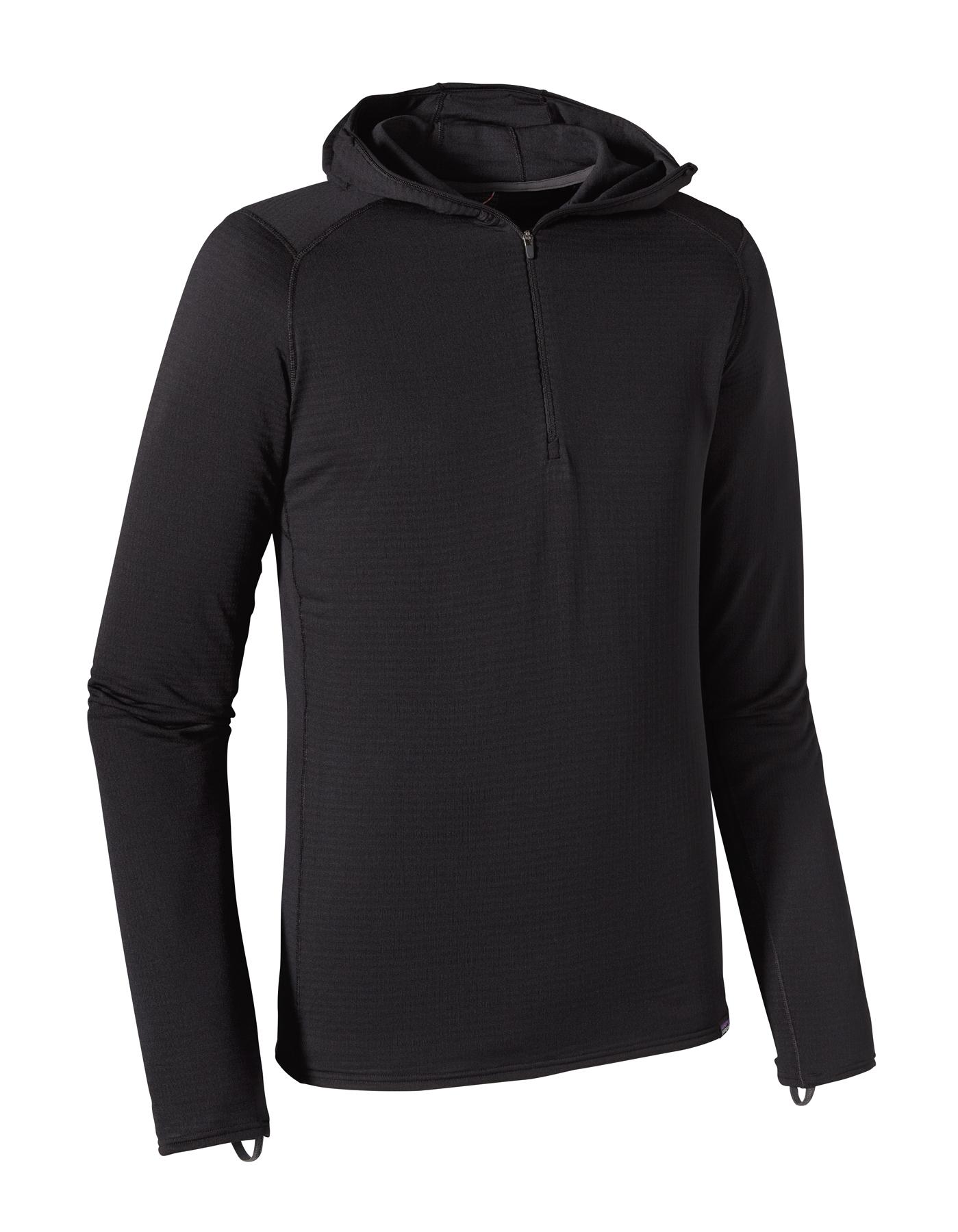 Patagonia - Capilene Thermal Weight Zip Neck Hoody - Camiseta técnica - Hombre