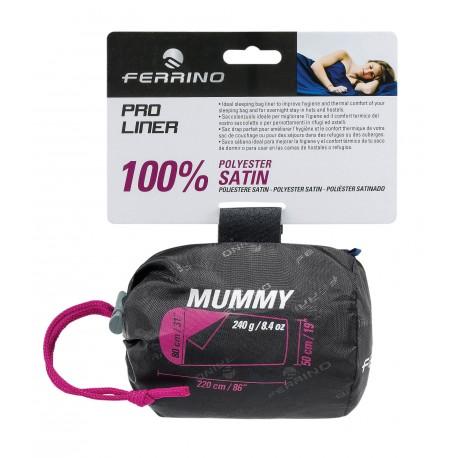 Ferrino - Pro Liner Mummy - Saco sabana