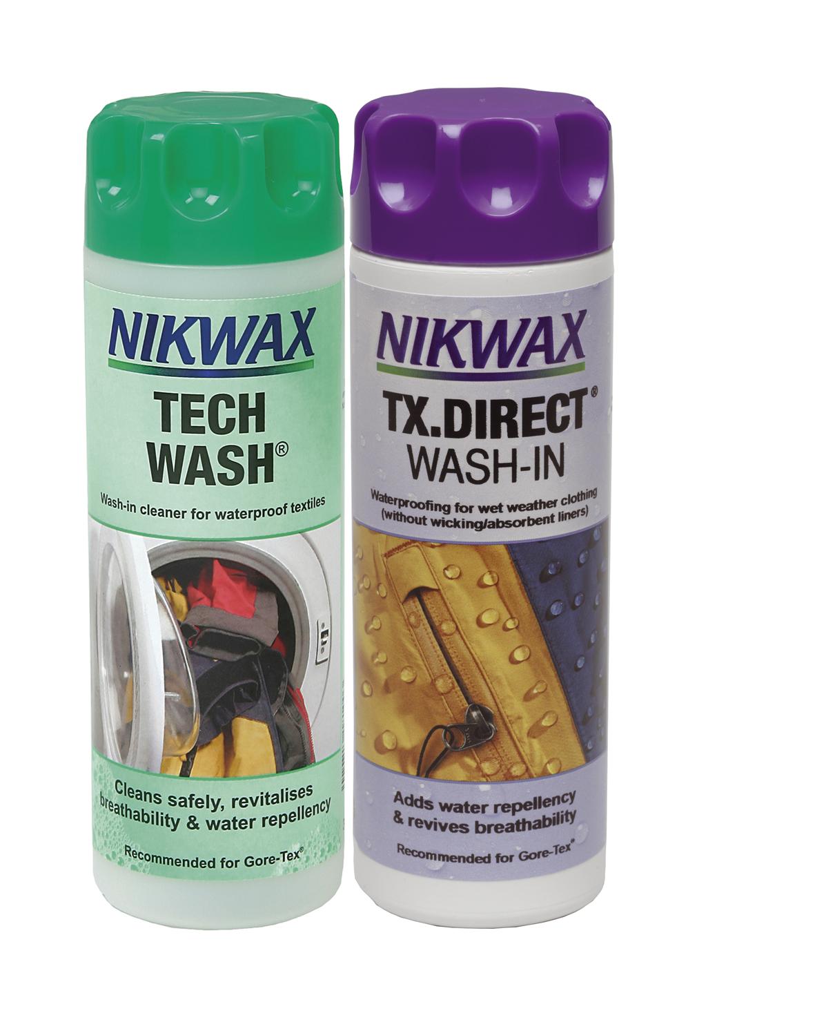 Nikwax - Twin Pack