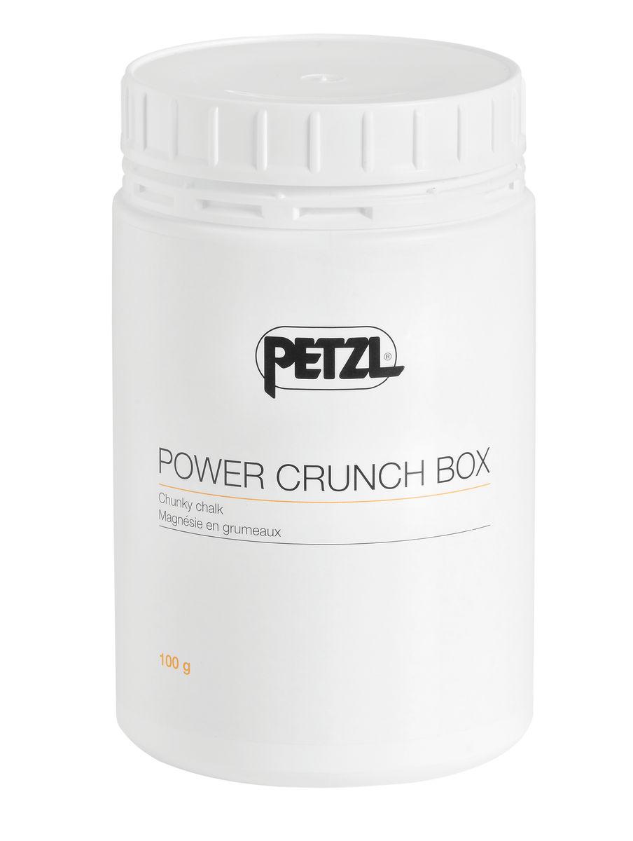 Petzl - Power Crunch Box 100 g - Bolsa de magnesio