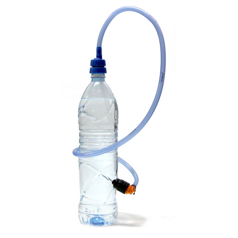 Source - Adaptateur pour bouteille Convertube