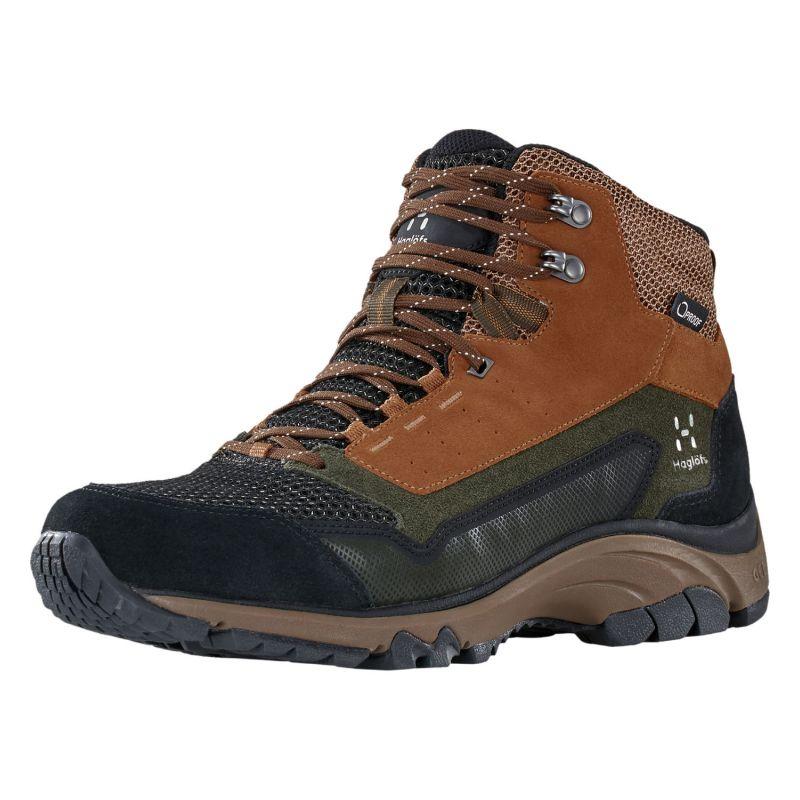 Haglöfs - Skuta Mid Proof Eco - Zapatillas de trekking - Hombre