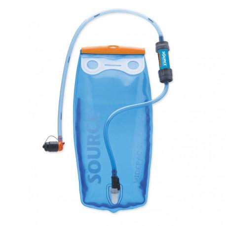 Source - Widepac 2 L + Sawyer filter - Sistema de hidratación