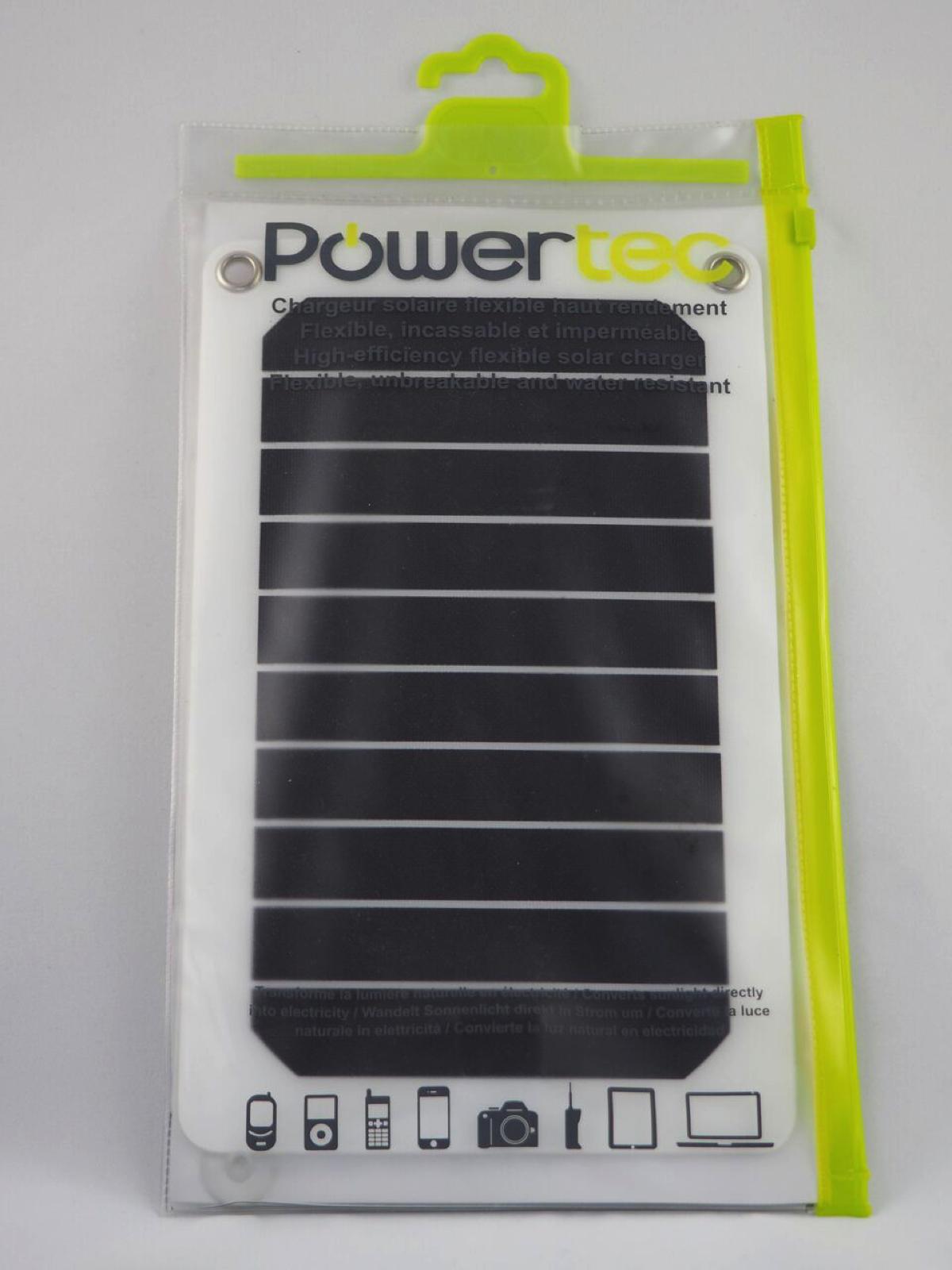 Powertec - Sun Flex - Panel Solar