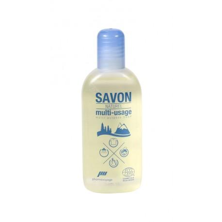 Pharmavoyage - Bio Outdoor Soap Multi-Purpose (shower, linen, dishes)