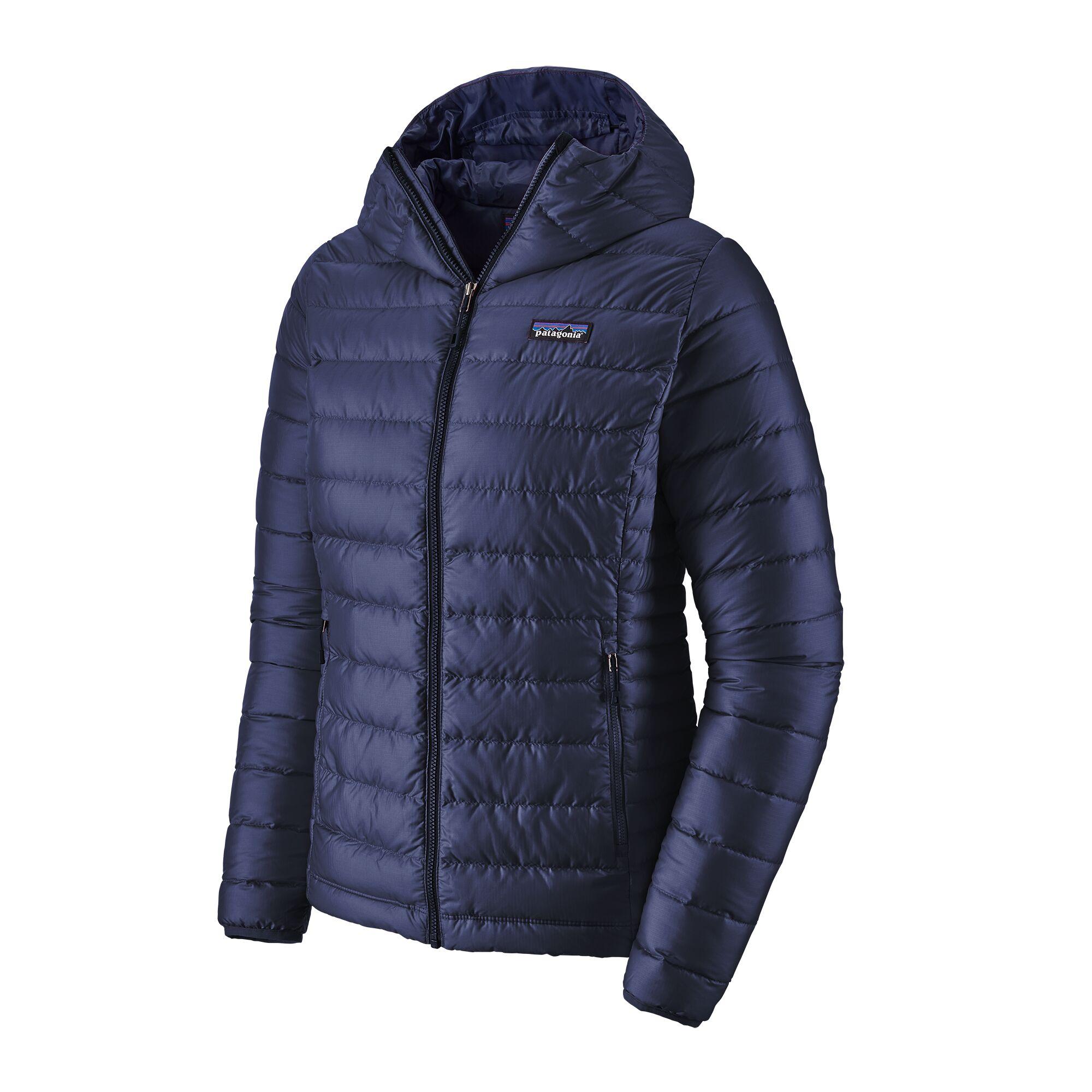 Patagonia - Down Sweater Hoody - Chaqueta de plumas - Mujer