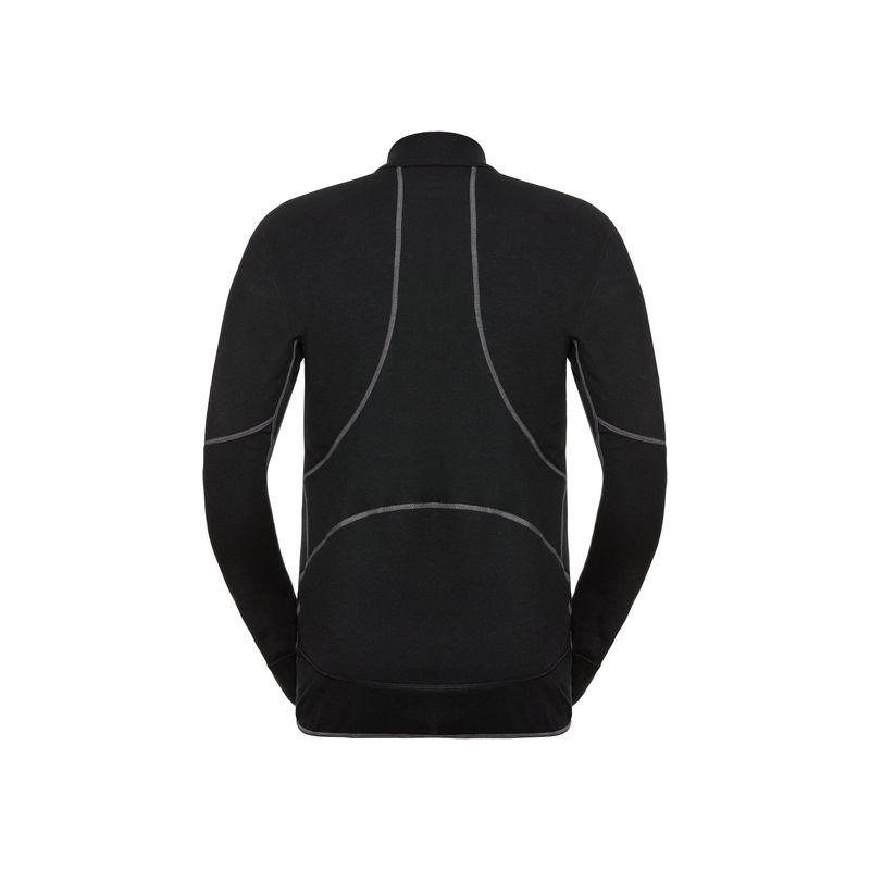 Odlo Active X-Warm BL Top Turtle Neck L/S Half Zip - Camiseta técnica - Hombre