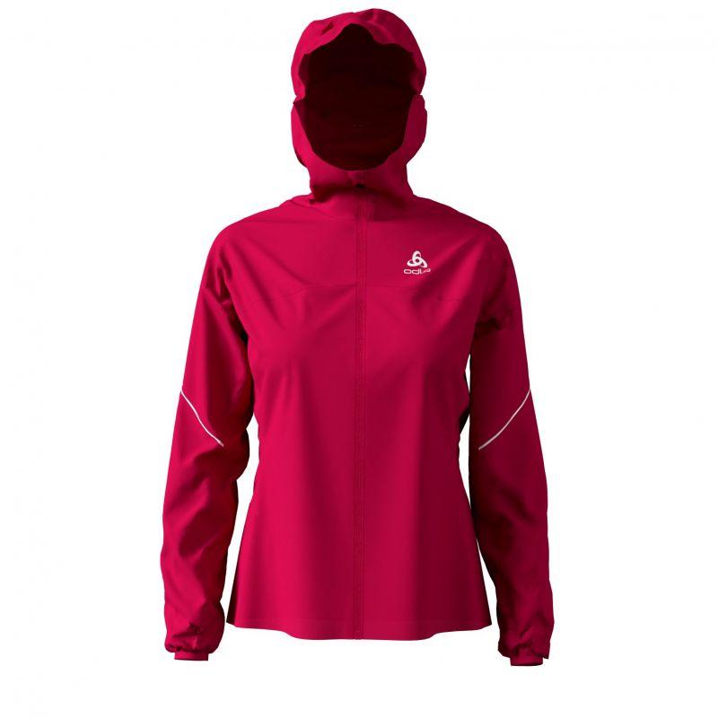 Odlo Zeroweight Rain Warm Jacket - Chaqueta impermeable - Mujer