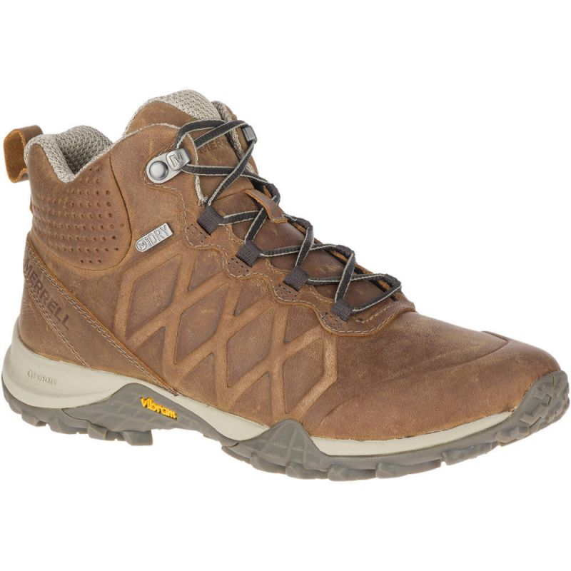 Merrell Siren 3 Peak Mid WP - Zapatillas de trekking - Mujer